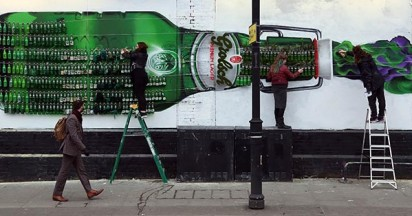 Grolsch Graffiti