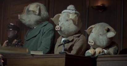 The Guardian Three Little Pigs
