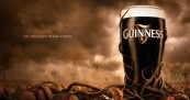 Guinness the True Brew of Halloween