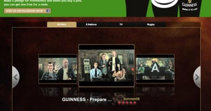 Guinness Prepare for St Patrick's Day
