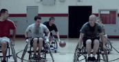 Guinness Wheelchair Basketball