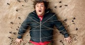 Jack Black in Orange Gulliver's Travels