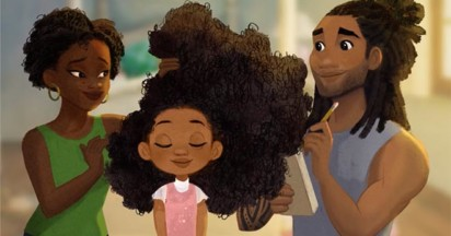 Hair Love – an animated short film