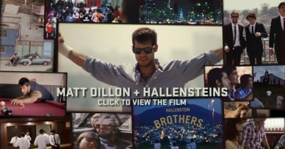 Hallenstein Brothers and Matt Dillon
