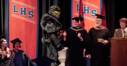Halo Graduation for Spartan