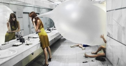 Harvey Nichols Fashion Statements