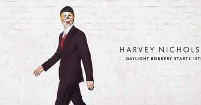 Harvey Nichols Daylight Robbery