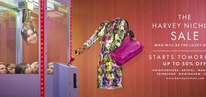 Harvey Nichols Lucky Ones