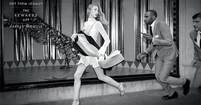Harvey Nichols Love Freebies