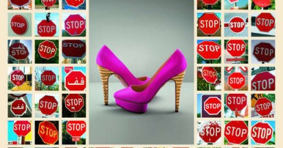 Harvey Nichols Cause and Effect in Dubai