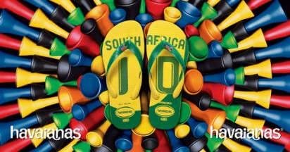 Havaianas in South Africa