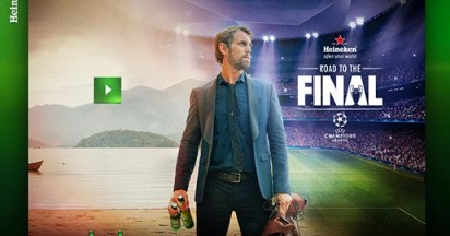 Heineken Road to The Final