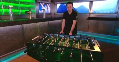 Heineken Table Football Tricks