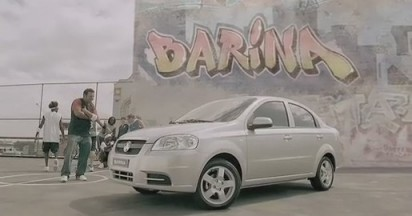 Holden Barina Basketball Moves