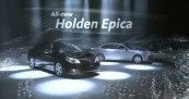 Holden Epica launched with Crystal Glasses