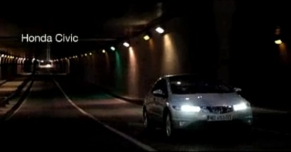 Honda Civic Trip of Lights