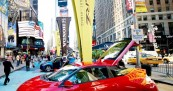 Honda 3D Eclipse in Times Square