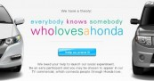 Honda Facebook Fan Page a Social Experiment