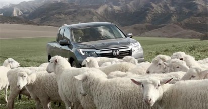 Honda Ridgeline A New Truck to love