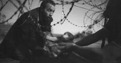 World Press Photo Hope for a New life