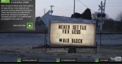 H&R Block Never Settle for Less