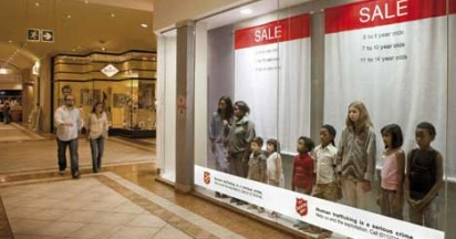 Salvation Army Challenges Human Trafficking