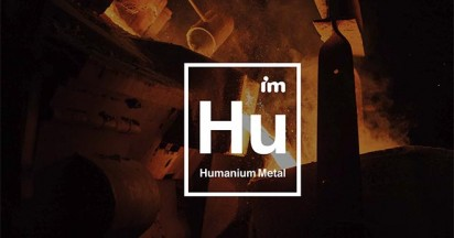 Humanium Metal melts guns for good