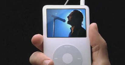 U2 launches Video iPod with Original Of The Species