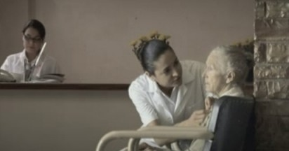Alzheimer's Patient Remembers Child Abuse