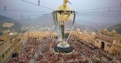 ICC World Cup Cricket Tightrope