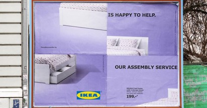 IKEA Assembly Fail