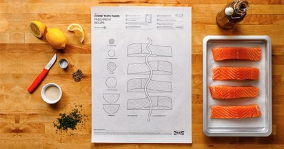 IKEA Cook This Page at home