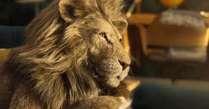 IKEA Lion Man – Relax into greatness