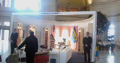 IKEA Change in the Oval Office
