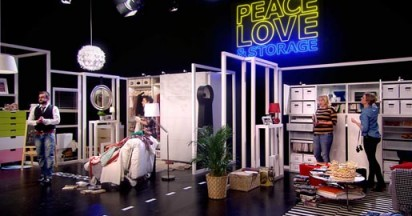 Ikea Messier Peace Love and Storage