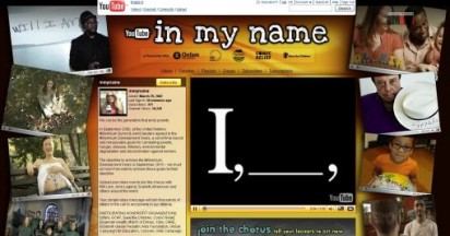 In My Name YouTube Channel