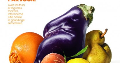 Inglorious Fruit and Vegetables from Intermarché