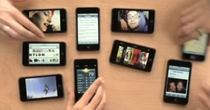iPod Touch Grid for Everybody