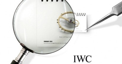 IWC Passion for Details