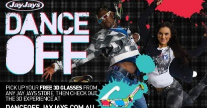 Jay Jays Dance Off 3D