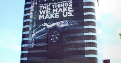 Jeep Grand Cherokee Things We Make