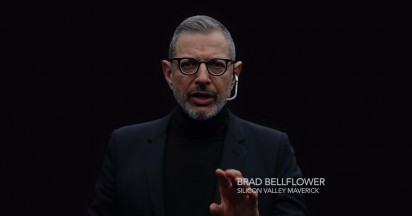Jeff Goldblum as Brad Bellflower in Apartments.com campaign