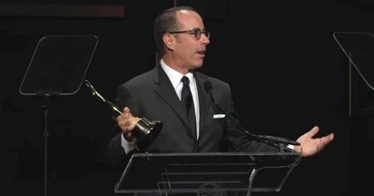 Seinfeld at Clio Awards 2014