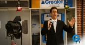 Jerry Seinfeld in Greater Building Society campaign