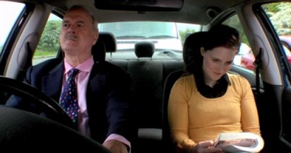 John Cleese Breaks Free for TomTom