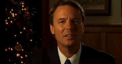 John Edwards Christmas Message