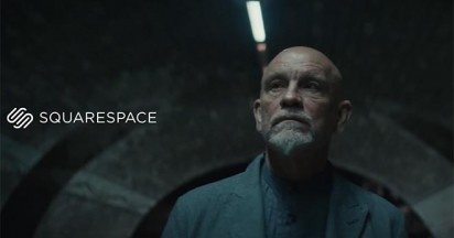John Malkovich fashion on Squarespace