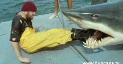 John West tackles shark for best tuna