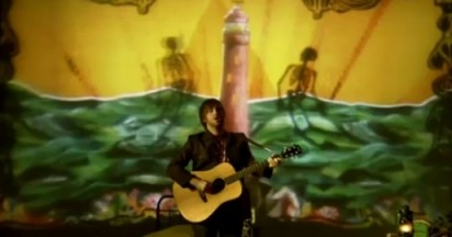 Josh Pyke in The Lighthouse Song Music Video