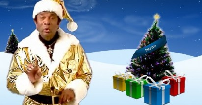 Kamahl on crappy Christmas Gifts